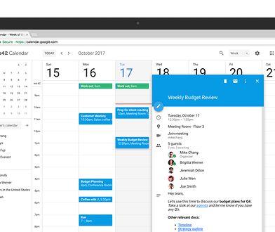 Kalendarz Google - funkcja, która miała ułatwiać życie, stała się furtką dla oszustów