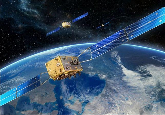Satelity Galileo na orbicie okołoziemskiej