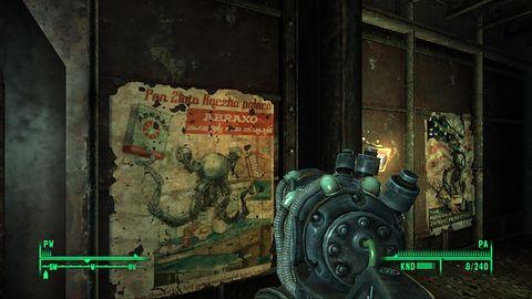 I jeszcze o polskiej edycji konsolowego Fallouta 3