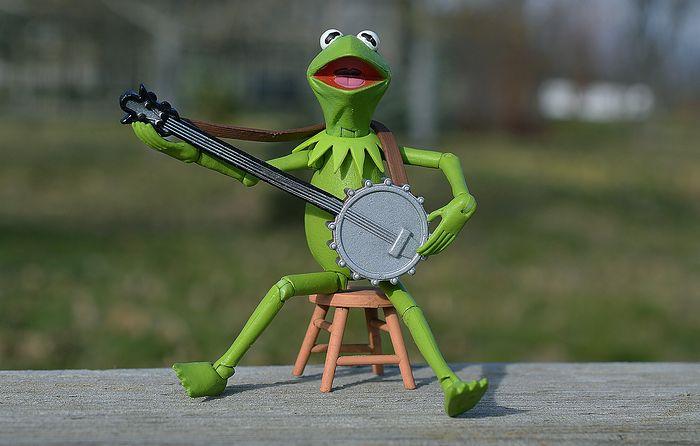 Kermit z Muppet Show