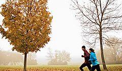 Jak się ubrać na trening jesienią i zimą?