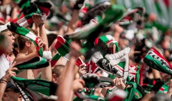 Legia Warszawa najchętniej oglądanym klubem w ekstraklasie