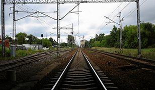 Warszawa. Pociąg śmiertelnie potrącił mężczyznę
