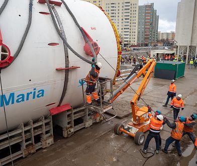 Z powodu zagrożenia koronawirusem budowa metra może się opóźnić.