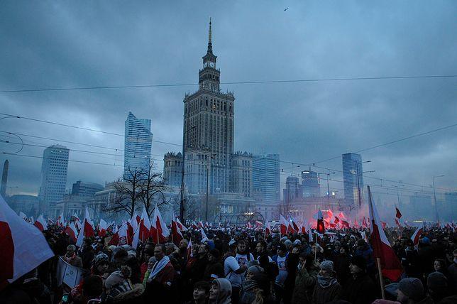 Marsz Niepodległości może zgromadzić nawet 100 tys. osób