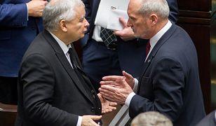 """Ludwik Dorn: w PiS ruszyła operacja """"podtapiania"""" Macierewicza"""