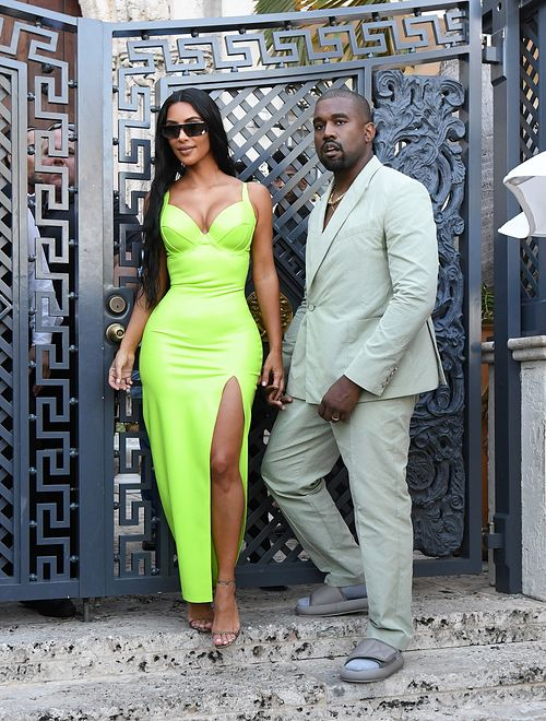Kreacja Kim Kardashian to zapowiedź nowego trendu na... jesień