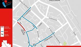 Rusza przebudowa ulicy Pileckiego na Ursynowie