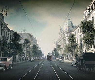Za darmo: Pokaz filmu Warszawa 1935!