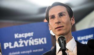 """Sztab Kacpra Płażyńskiego nie wpuścił dziennikarzy """"Wyborczej"""". Polecenie """"z samej góry"""""""