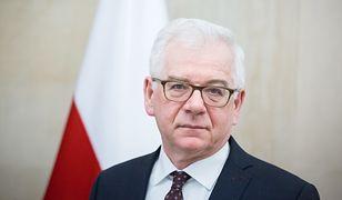 Minister Jacek Czaputowicz szczerze opowiedział o pracy w MSZ