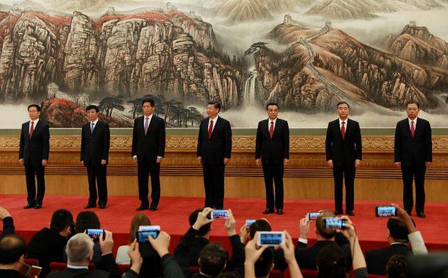 Wybrano nowe władze Komunistycznej Partii Chin