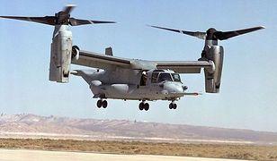 """V-22 Osprey. """"Rybołów"""" na śmigłach przeciw ISIS"""