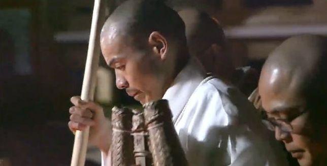Mnich ukończył morderczy test, którego prawdopodobnie nie zdałby nikt z nas