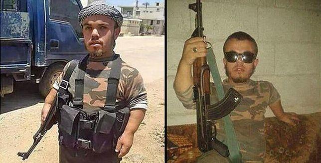 Najniższy dżihadysta świata. Jest mniejszy od kałasznikowa i walczy w Syrii