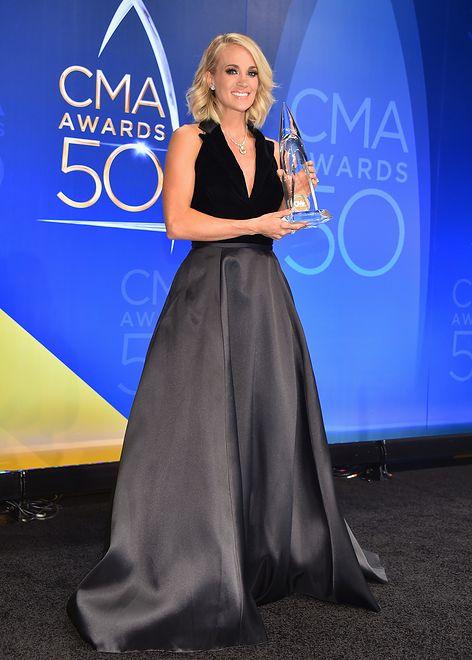 Królowa wieczoru Carrie Underwood