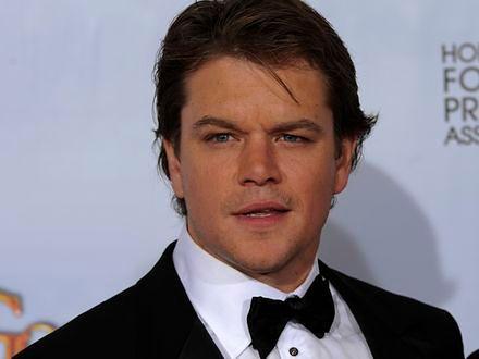 Zwykły szczęściarz Matt Damon