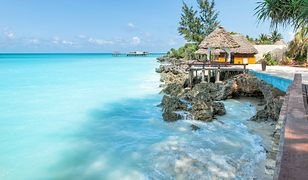Na plażach Zanzibaru zimą można się naprawdę wygrzać w oczekiwaniu na lato w Polsce