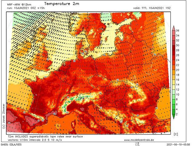 Pogoda. Temperatury w czwartek będą bardzo wysokie