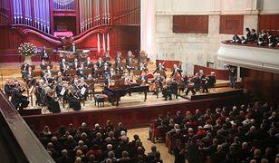 Warszawa. Filharmonia Narodowa odwołuje koncerty. Podejrzenie koronawirusa u artysty
