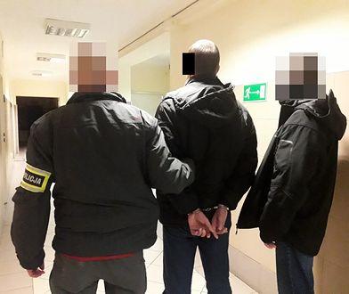 Warszawa. Zaatakował nożem w hostelu. Wpadł w ręce policji