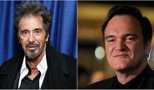 Świetna wiadomość - Pacino zagra w nowym filmie Tarantino
