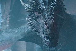 """""""Gra o tron"""". Drogon spalił Żelazny Tron. Poznaliśmy motyw działania smoka"""