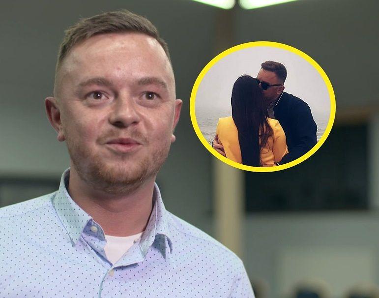 Adam pierwszy raz pokazał się z partnerką, dla której zrezygnował z Asi