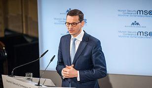 Szef MSZ próbował bronić Morawieckiego. Tylko go ośmieszył