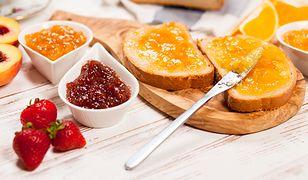 Chleb z dżemem może doprowadzić cię do choroby