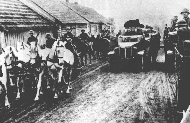 17 września. Agresja ZSRR na Polskę. Mija 80 lat od tzw. czwartego rozbioru Polski