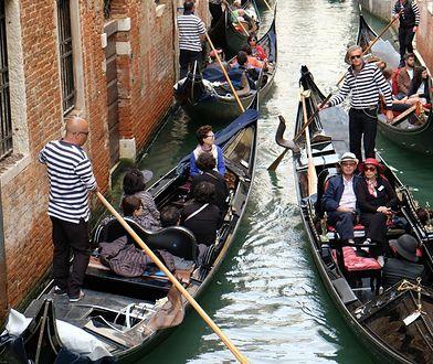 Wenecja ogranicza liczbę pasażerów na gondolach. Powód? Turyści ważą coraz więcej