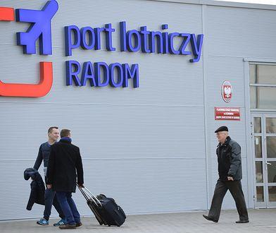 SprintAir jest ostatnim przewoźnikiem, który lata z lotniska w Radomiu. Obecna umowa obowiązuje do 29 października.