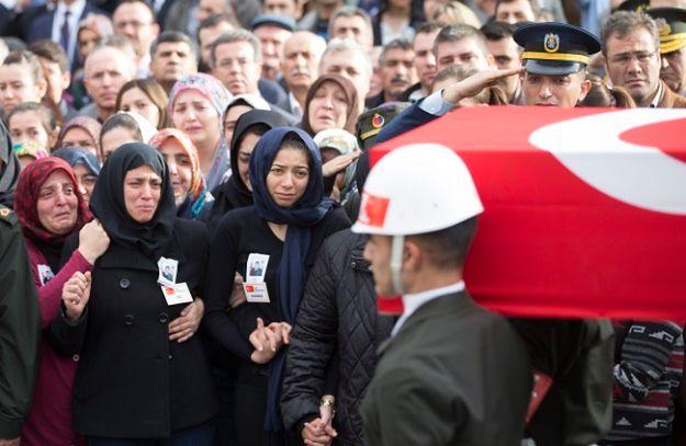 Kurdowie stali za zamachem w Ankarze