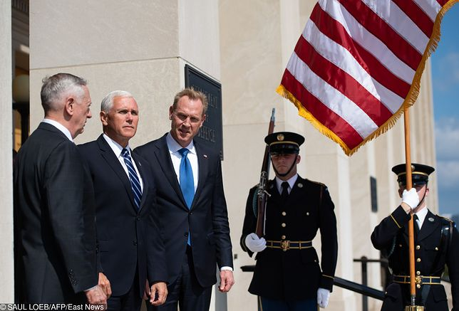 Donald Trump zdecydował. Patrick Shanahan p. o. sekretarza obrony USA