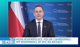 Burza po oświadczeniu Jarosława Kaczyńskiego ws. respiratorów. Zdecydowana reakcja Cezarego Tomczyka