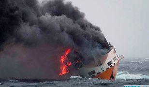 Katastrofa ekologiczna u wybrzeży Francji. Tony paliwa i toksycznych substancji