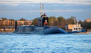 NATO alarmuje: podwodne podchody Rosji
