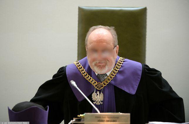 Sędzia Sądu Najwyższego Józef I.