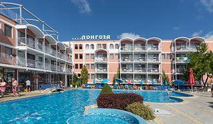 Np. tygodniowy pobyt w hotelu Aktinia w Słonecznym Brzegu we wrześniu z wyżywieniem all inclusive kosztuje od 399 euro za osobę.