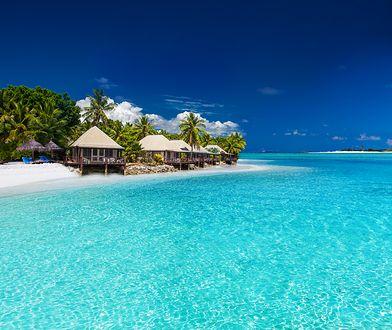 """Prawie 90 proc. osób, które odwiedziły hotel na wyspie, oceniły pobyt w nim jako """"doskonały"""""""