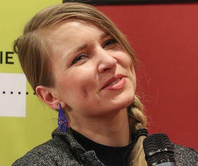 """Dorota Masłowska o swoim wizerunku w tygodniku katolickim: """"Jest to bardzo śmieszne, ale jest to też bardzo nieśmieszne"""""""