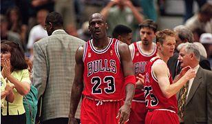Michael Jordan za czasów gry w Chicaco Bulls