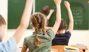 Klasa szkolna, zdjęcie ilustracyjne