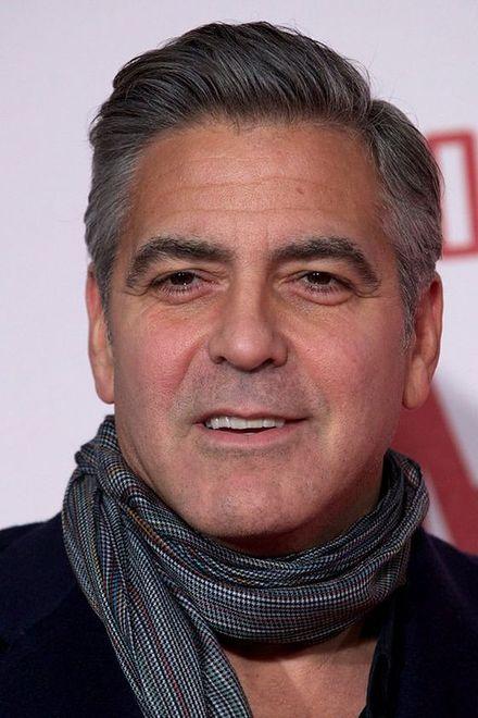 George Clooney na czele rankingu