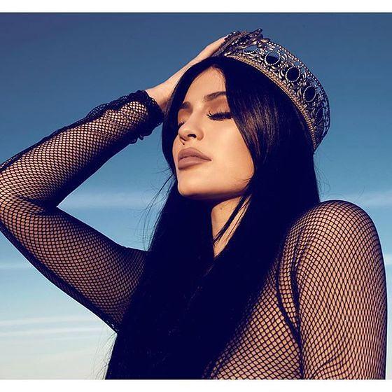 Kylie Jenner w sesji Shashy Samsonovej