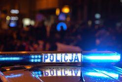 Warszawa. Aresztowani za rozbój z użyciem noża. Byli pijani