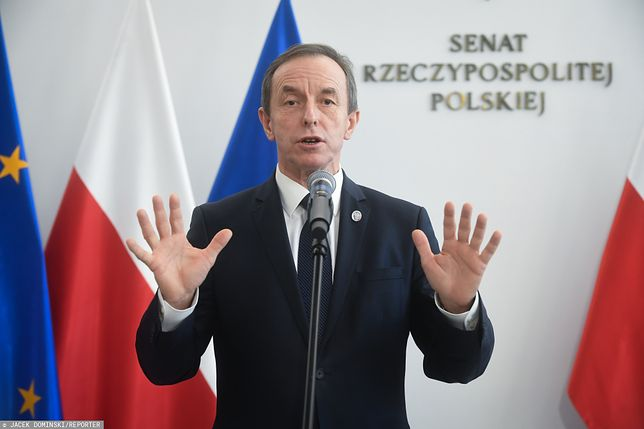 Marszałek Senatu Tomasz Grodzki podarował córce 250 tys. zł - wynika z najnowszego oświadczenia majątkowego.