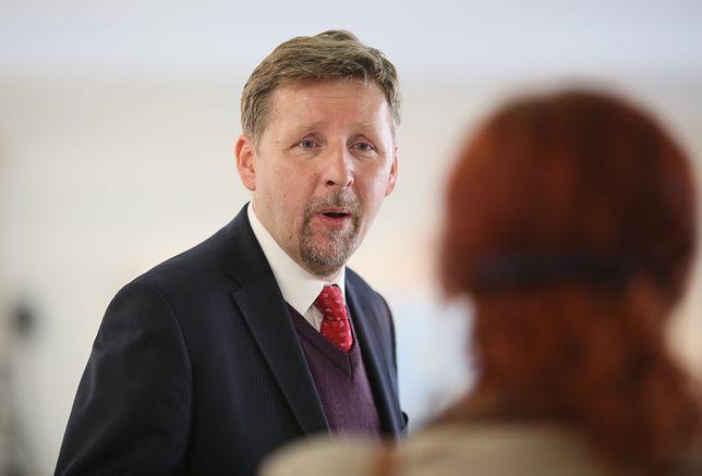 Marek Migalski był posłem do Parlamentu Europejskiego od 14 lipca 2009 do 30 czerwca 2014
