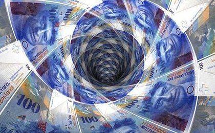 Frankowicze odetchnęli z ulgą. Największa interwencja Banku Szwajcarii od krachu